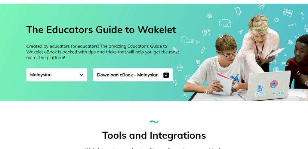 Buku Panduan Wakelet kepada Pendidik