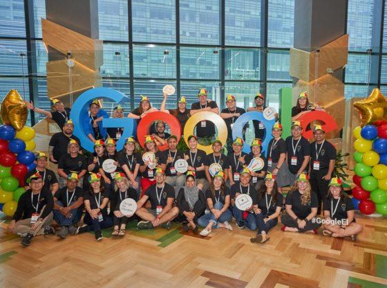 Google Certified Innovator Kohort 2019 Singapore