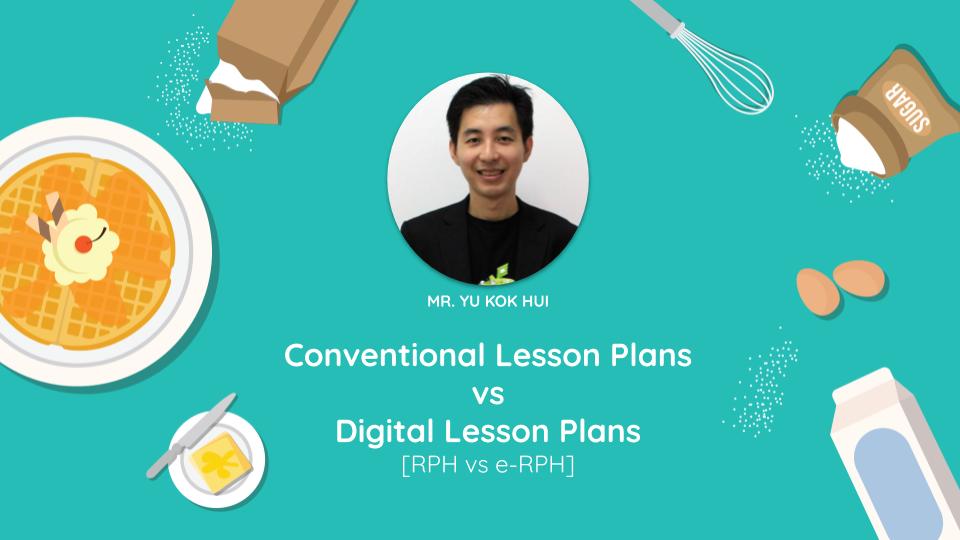 Sesi Webinar Waffle#1 2020 - RPH vs e-RPH