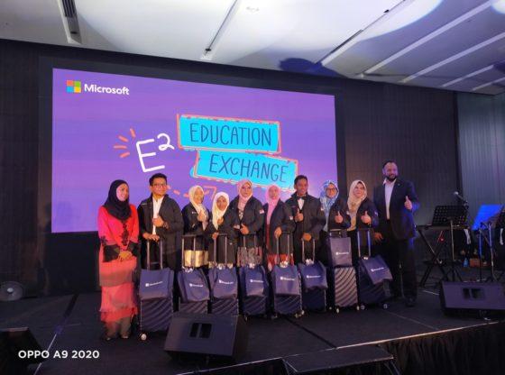 Wakil MIEE Malaysia ke E2 2020 Sydney, Australia