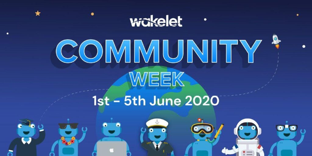 Wakelet Community Week