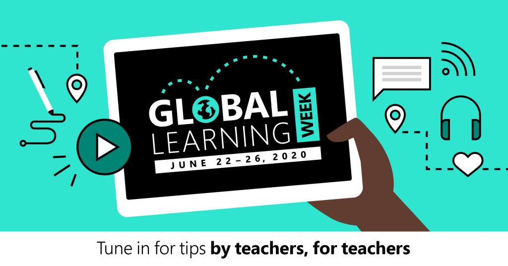 Microsoft Education - Global Learning Week