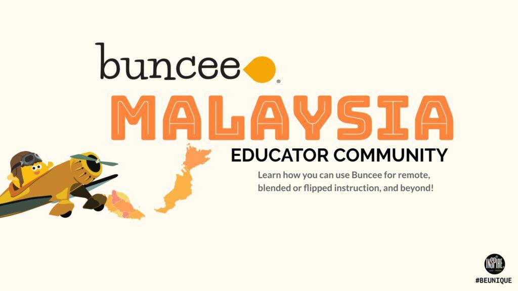 Buncee Malaysia Educator Community