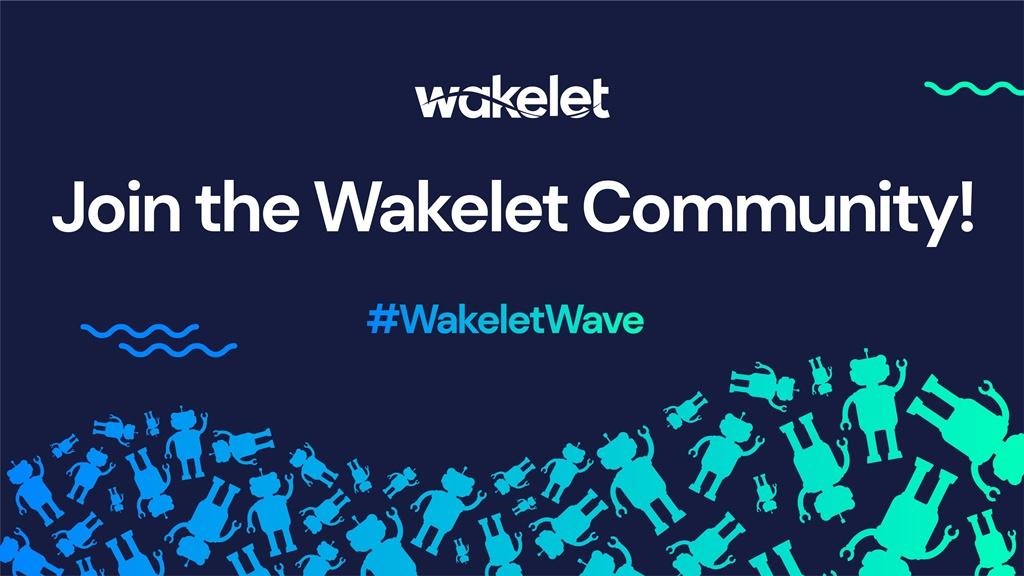 Sertai Komuniti Wakelet
