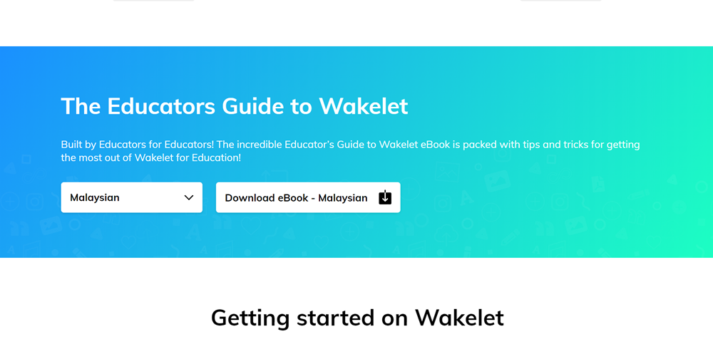 Wakelet Training Center - Ebook The Educator's Guide to Wakelet