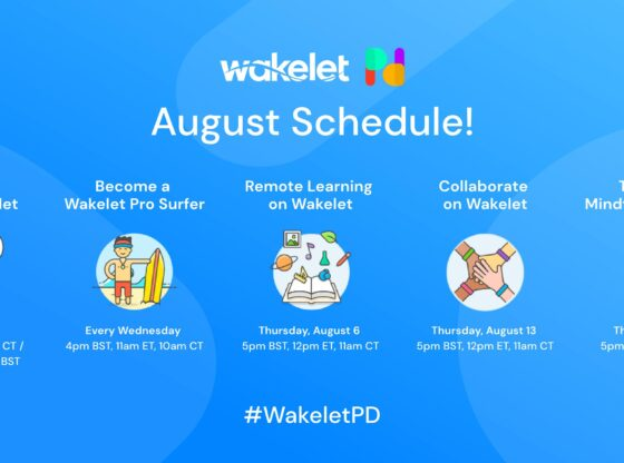 Webinar PPB Wakelet - Bulan Ogos 2020