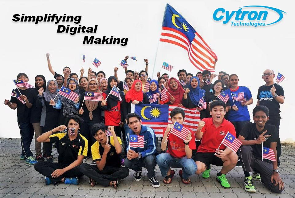 Cytron Technologies - Misi Membawa Robotik dan Pengaturcaraan kepada Orang Ramai