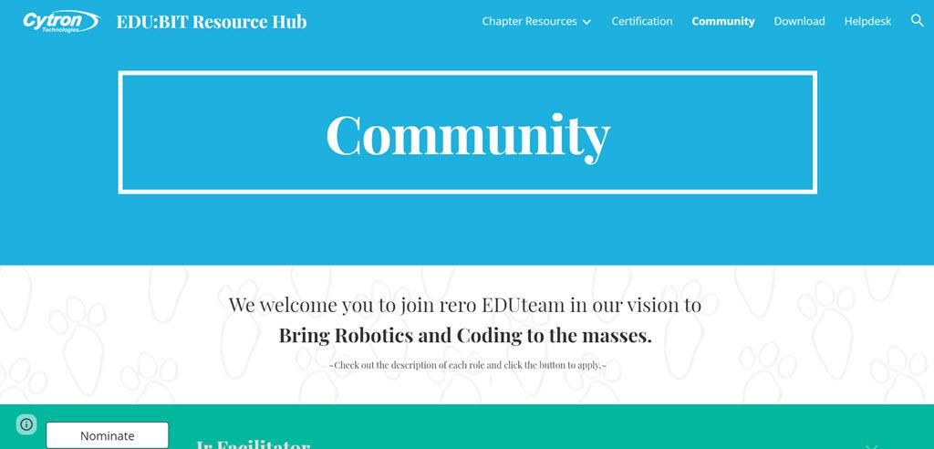 Program Komuniti EDU:BIT