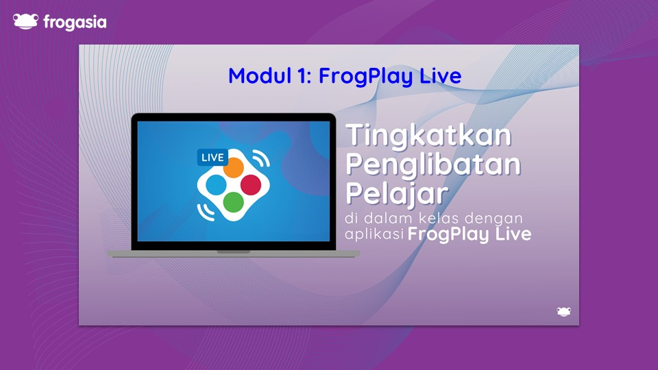 Frog PD Series - Modul FrogPlay Live