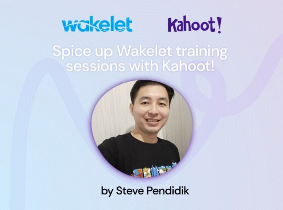 Spice Up Wakelet Training Sessions with Kahoot!