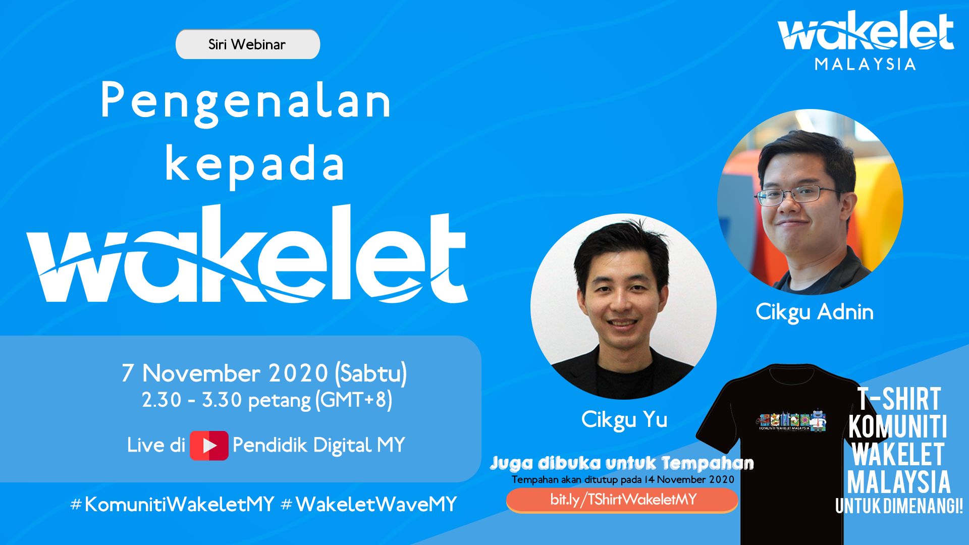 Spice Up Wakelet Training Sessions with Kahoot! - Wakelet Malaysia's First Webinar